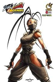 Street Fighter Legends: Ibuki #1 (of 4)