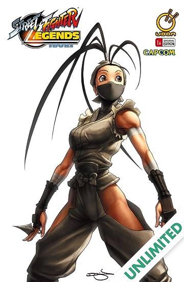 street fighter legends ibuki 1 of 4 discount comic book