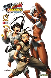 Street Fighter Legends: Ibuki #2 (of 4)