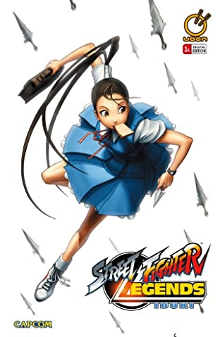Street Fighter Legends: Ibuki #3 (of 4)