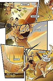 Street Fighter Legends: Ibuki #3 (of 4)