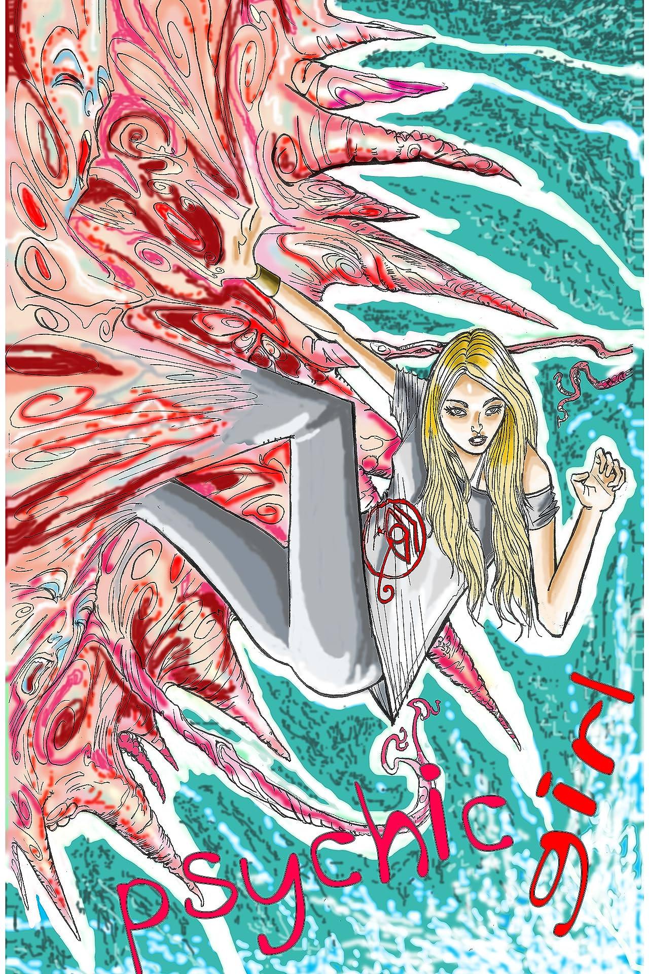 Psychic Girl #7