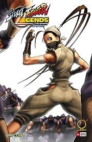 Street Fighter Legends: Ibuki #4 (of 4)