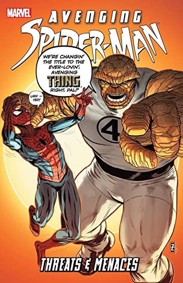 Avenging Spider-Man: Threats and Menaces