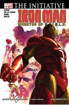 Iron Man: Director of S.H.I.E.L.D. No.15