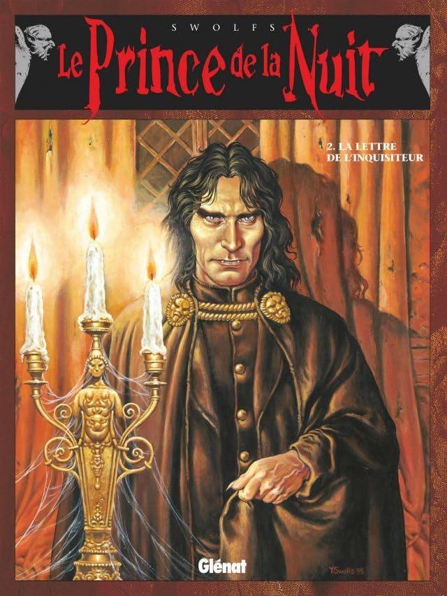 Le Prince de la Nuit Tome 2 : La lettre de l'inquisiteur