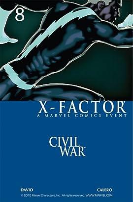 X-Factor (2005-2013) #8