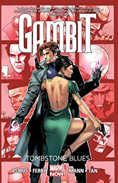 Gambit Vol. 2: Tombstone Blues