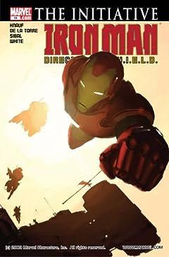 Iron Man: Director of S.H.I.E.L.D. No.16