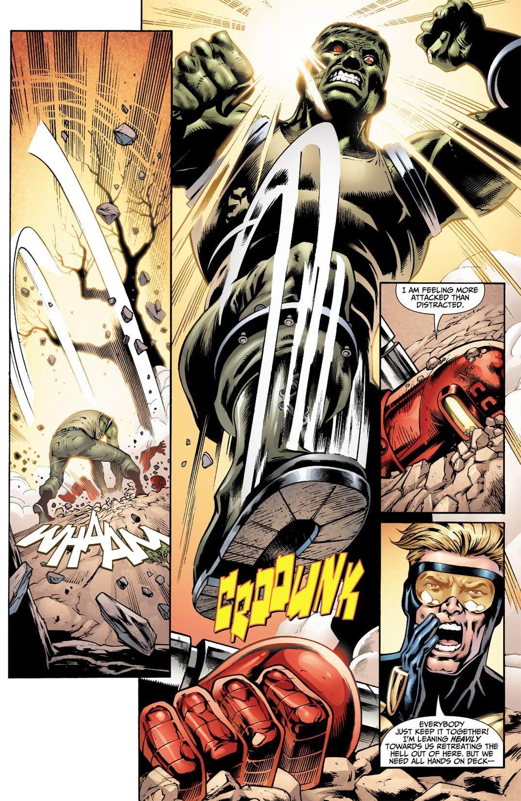 Justice League: Generation Lost #16