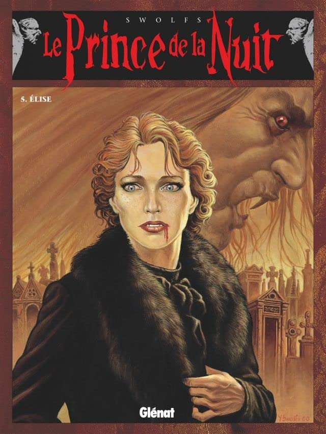 Le Prince de la Nuit Tome 5 : Elise