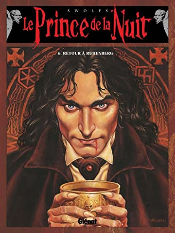 Le Prince de la Nuit Vol. 6: Retour à Ruhenberg