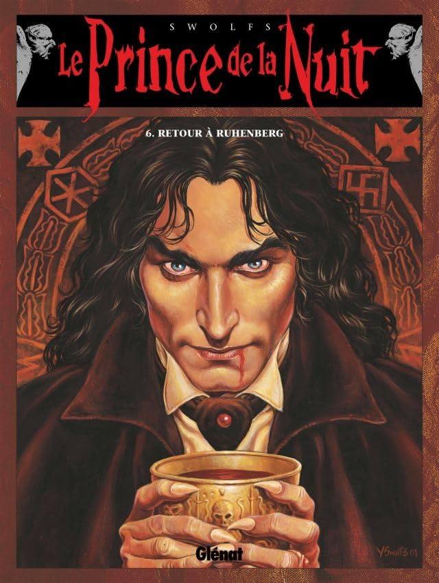 Le Prince de la Nuit Tome 6 : Retour à Ruhenberg