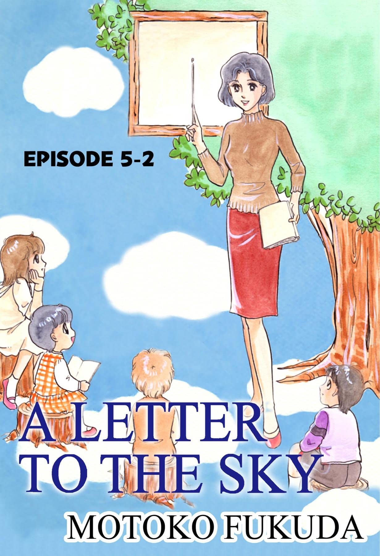 A LETTER TO THE SKY #34