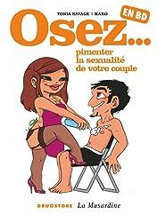 Osez... en BD Vol. 4: Pimenter la sexualité de votre couple