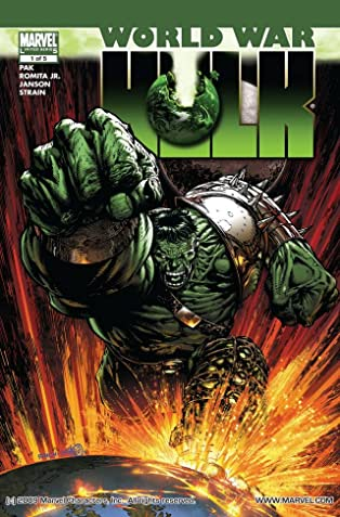 World War Hulk #1 (of 5)