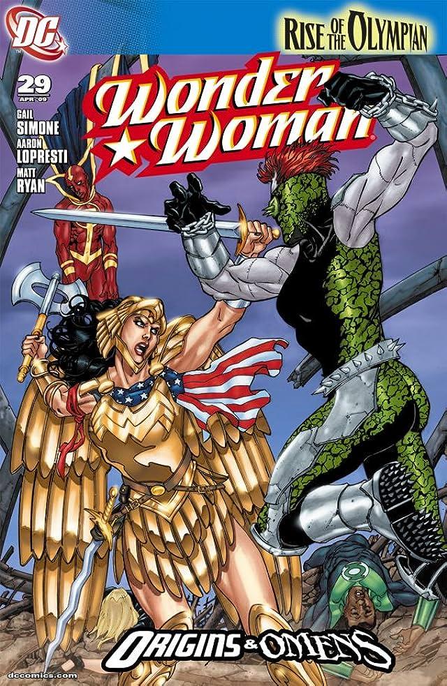 Wonder Woman (2006-2011) #29