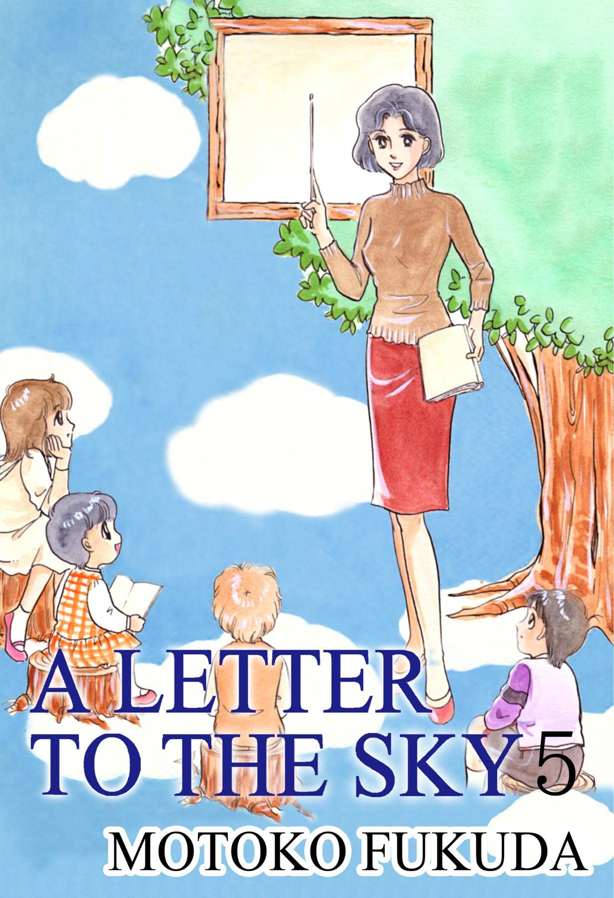A LETTER TO THE SKY Vol. 5