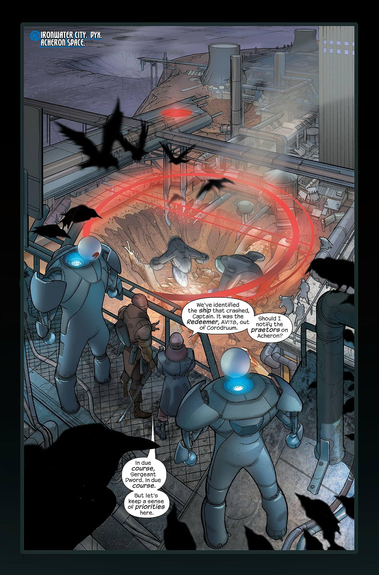 Ultimate Fantastic Four #36