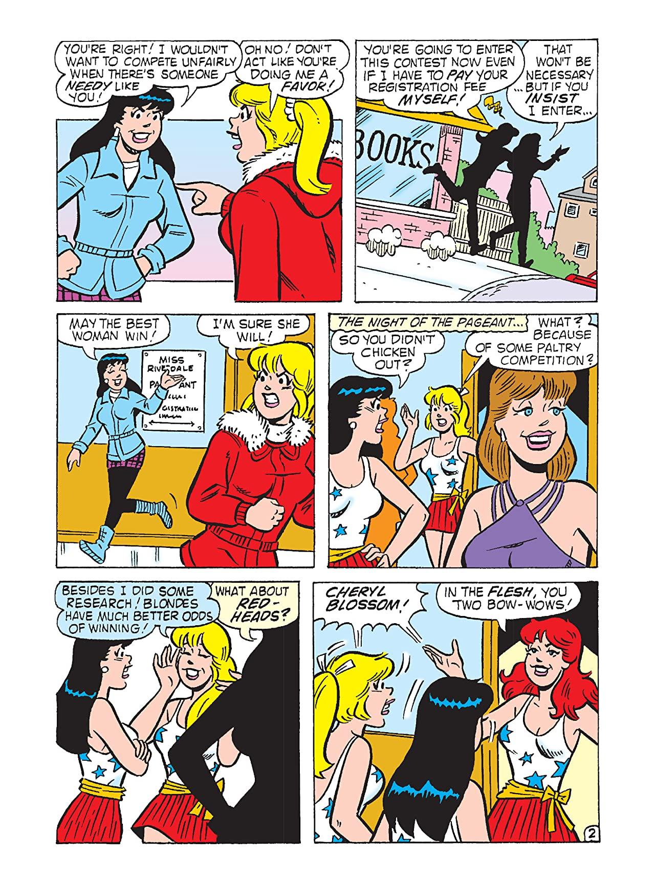 Betty & Veronica Double Digest #221
