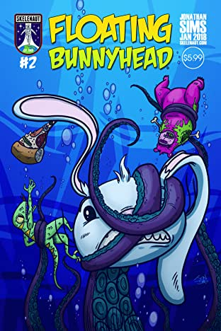 Floating BunnyHead #2
