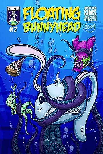 Floating BunnyHead #2