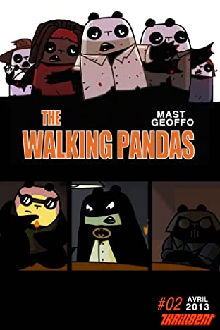 The Walking Pandas (Français) No.2