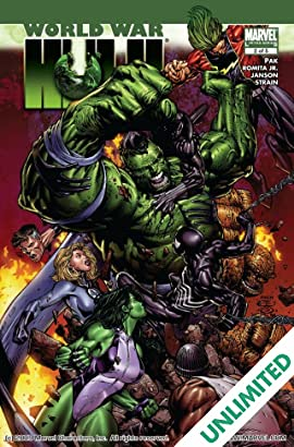 World War Hulk #2 (of 5)