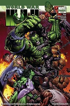 World War Hulk #2 (of 5)