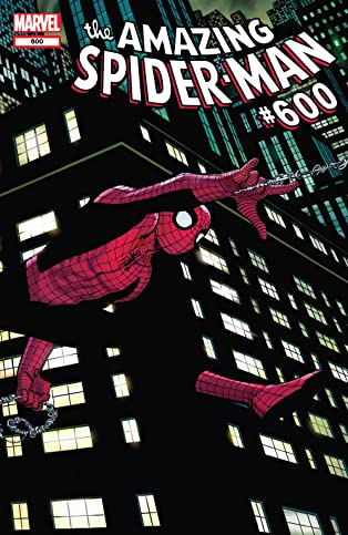 Amazing Spider-Man (1999-2013) #600