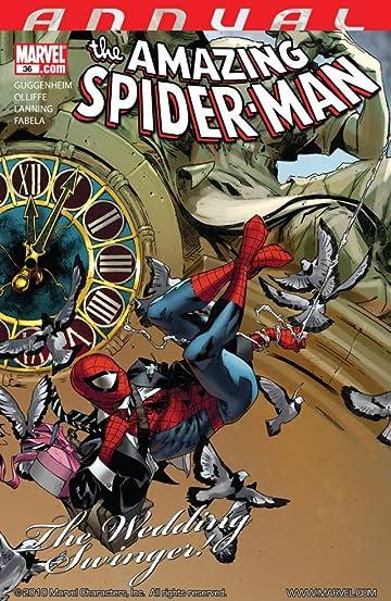 Amazing Spider-Man (1999-2013) Annual #36