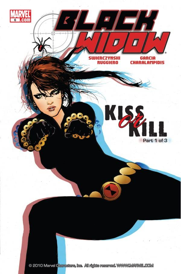 Black Widow (2010) #6