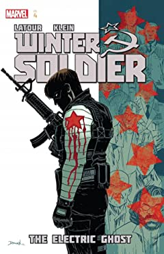 Winter Soldier Tome 4: Electric Ghost