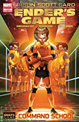 Ender's Game Book Two: Command School #1