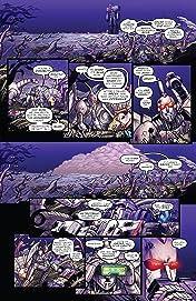 Transformers: More Than Meets the Eye (2011-2016) #25: Dark Cybertron Part 6