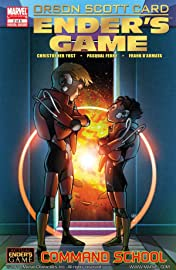 Ender's Game Book Two: Command School #2 (of 5)