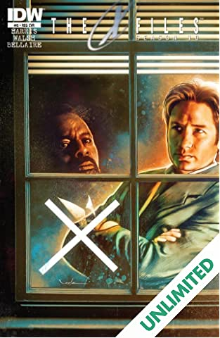 The X-Files: Season 10 #8