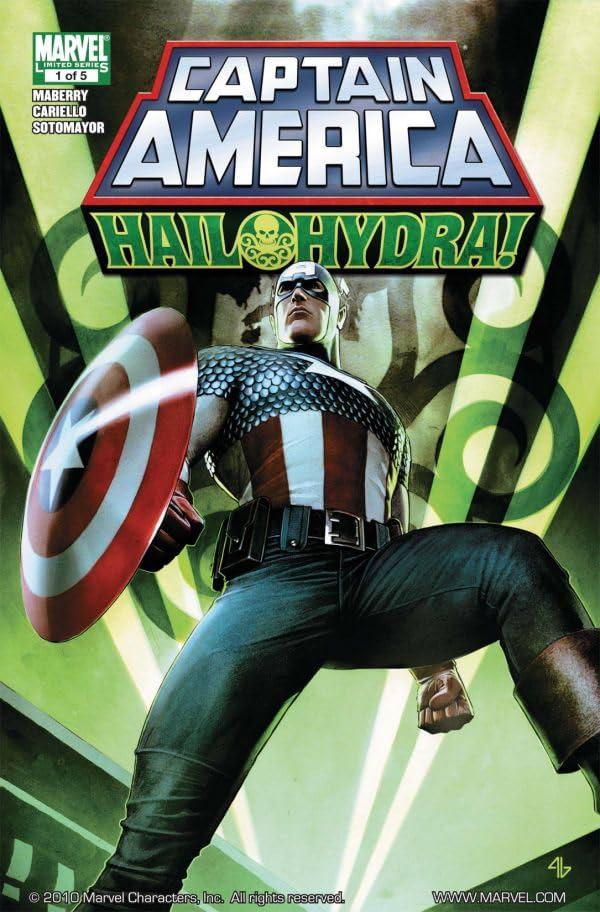 Captain America: Hail Hydra #1 (of 5)