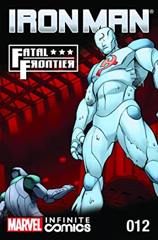 Iron Man: Fatal Frontier Infinite Comic #12
