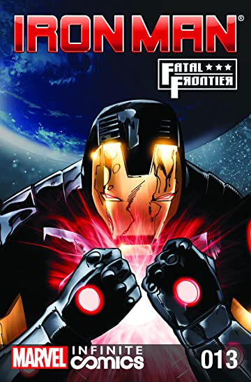 Iron Man: Fatal Frontier Infinite Comic #13