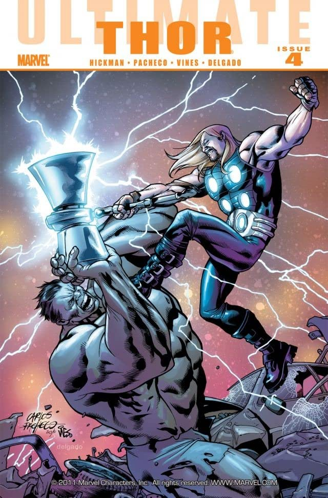 Ultimate Comics Thor #4 (of 4)