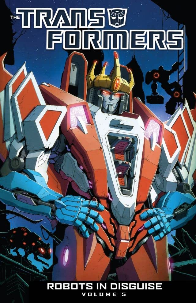 Transformers: Robots In Disguise (2011-) Vol. 5