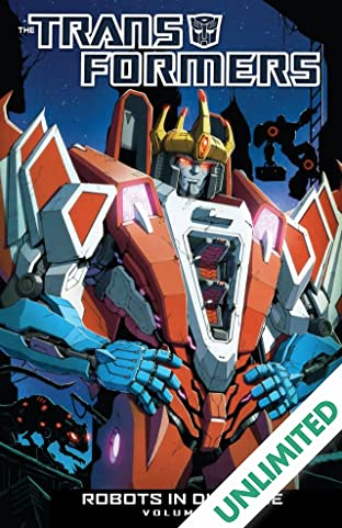 Transformers: Robots In Disguise (2011-2016) Vol. 5