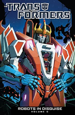 Transformers: Robots In Disguise (2011-2016) Tome 5