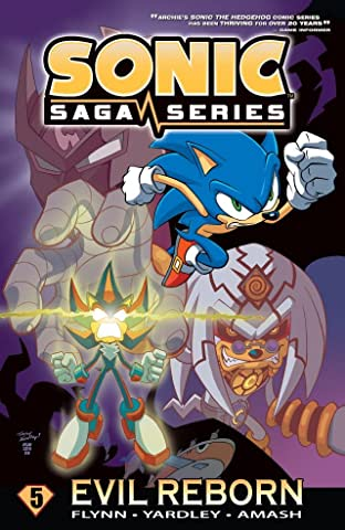 Sonic Saga Series Vol. 5: Evil Reborn