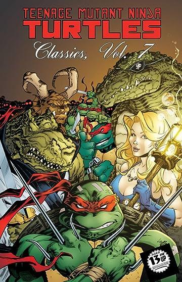 Teenage Mutant Ninja Turtles: Classics Tome 7