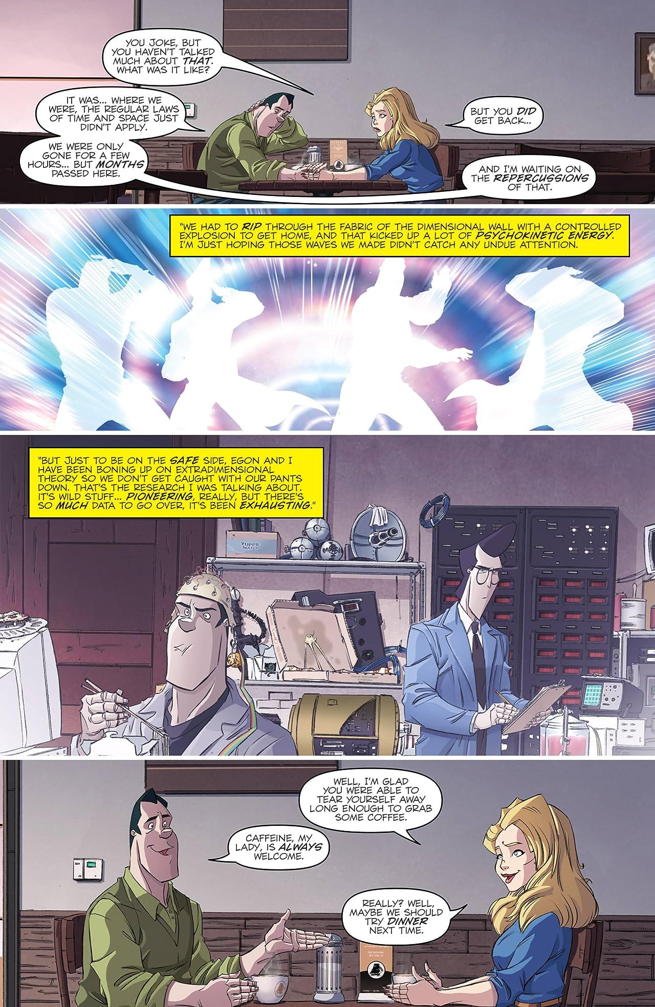 Ghostbusters (2013-2014) Vol. 6
