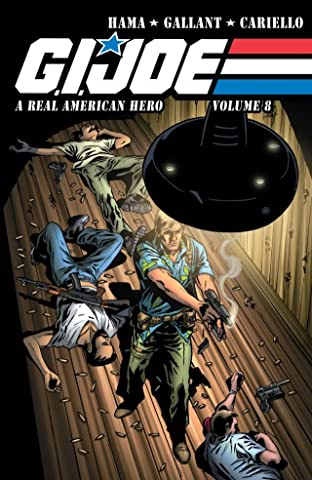 G.I. Joe: A Real American Hero Tome 8