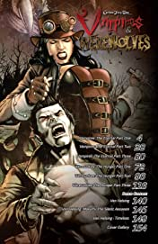 Grimm Fairy Tales Unleashed: Vampires & Werewolves