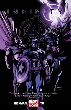 Avengers Tome 4: Infinity